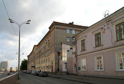 Городская клиническая больница фишера