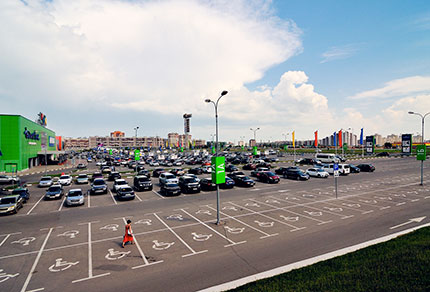 Торговый центр МЕГА Казань