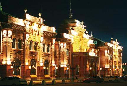 Казанский вокзал – это крупный