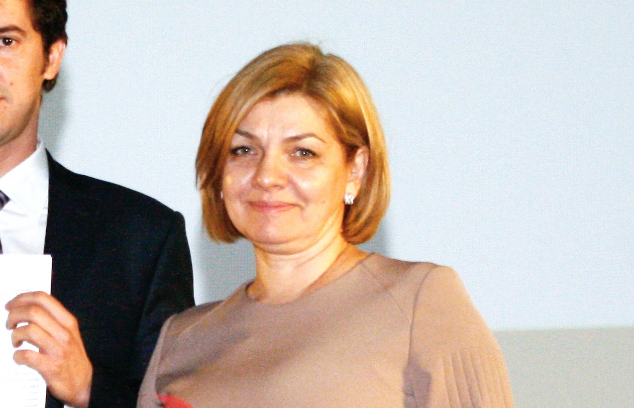 Медведев назначил Елену Паткину замглавы Росимущества