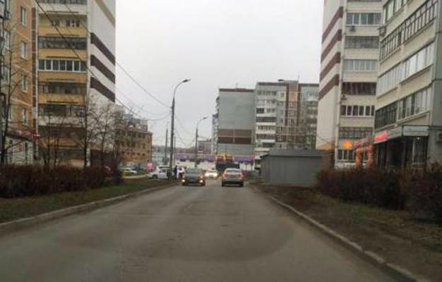 Знака нет, а «лежачий полицейский» есть. Фото: uslugi.tatarstan.ru