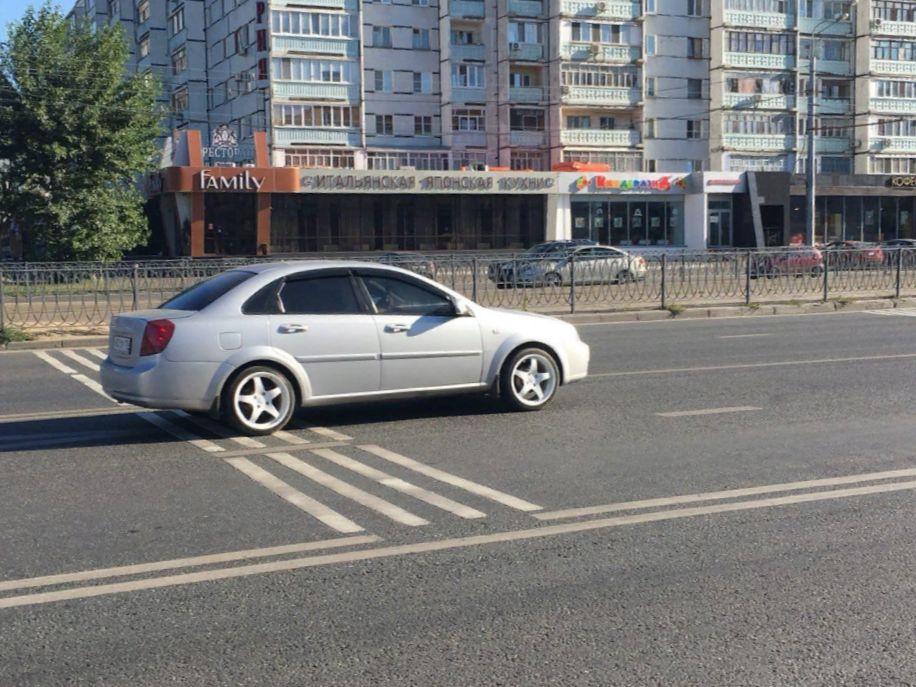 Шумовые полосы. Фото: e-Kazan.ru