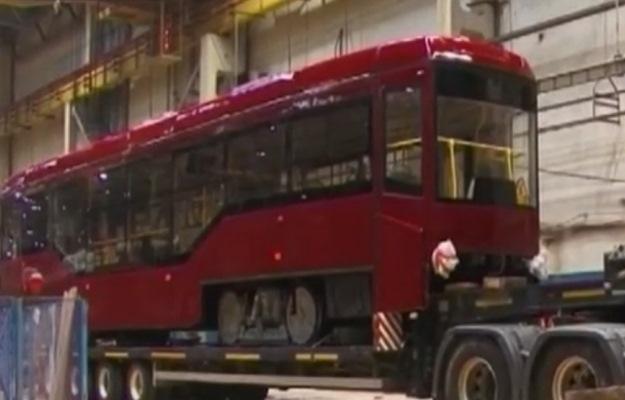 ВКазани появятся семь «умных» трамваев