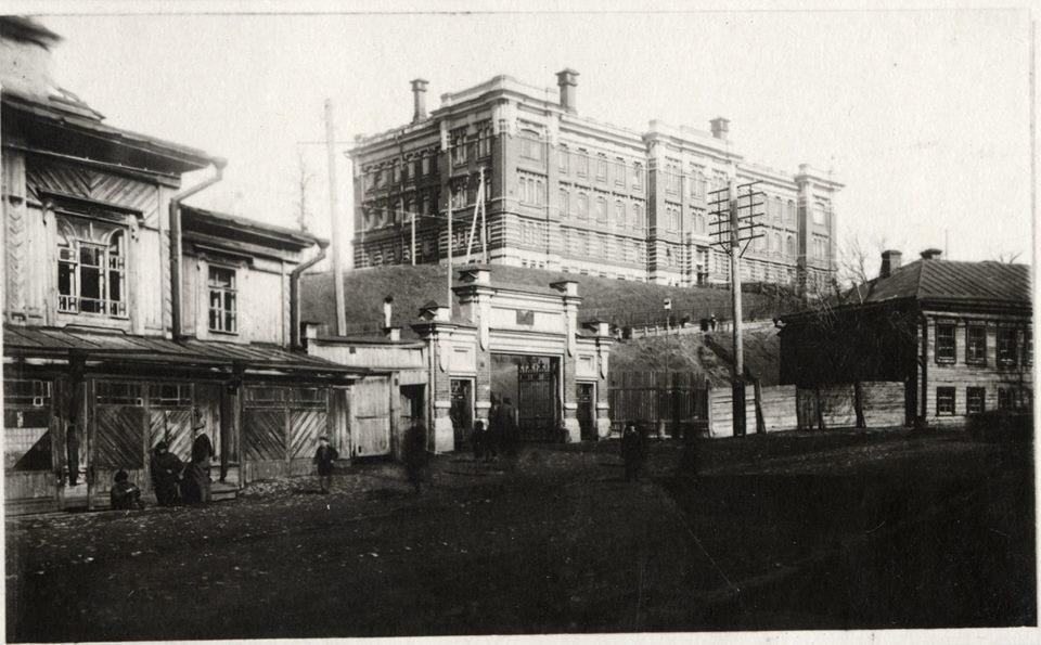 1920-1950 годы. Фото: опубликовано на facebook.com Сергеем Саначиным