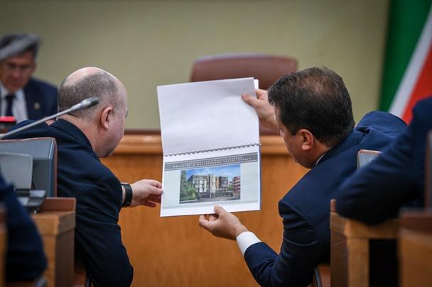 На совещании Фото: president.tatar.ru