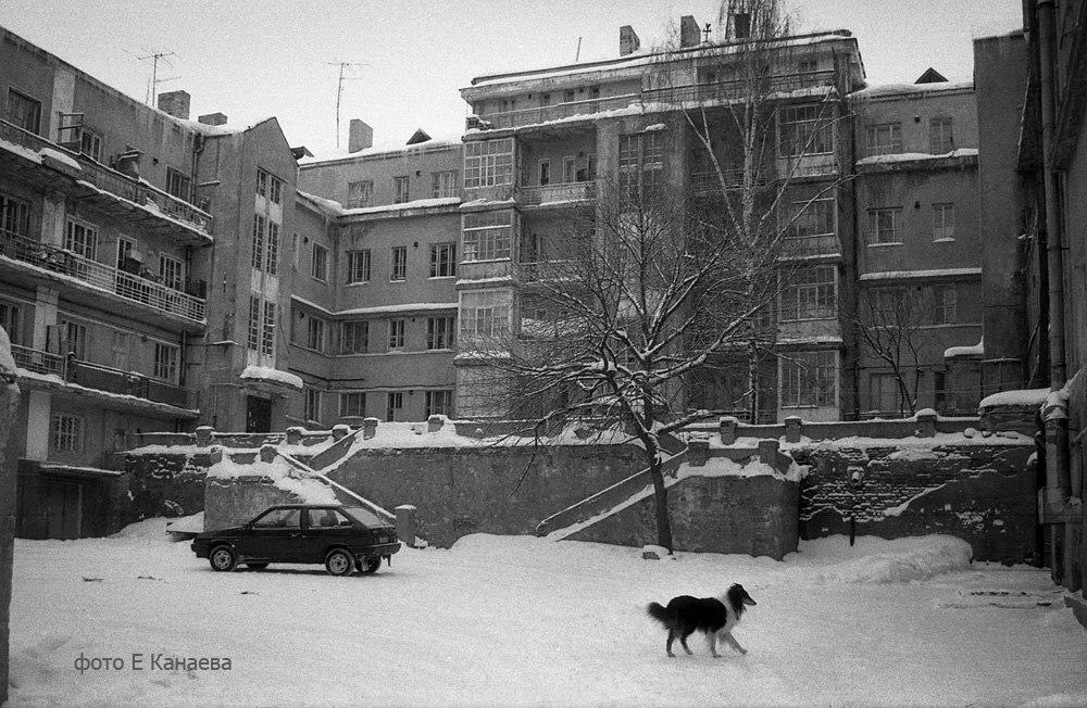 Мергасовский дом. Фото: Евгений Канаев