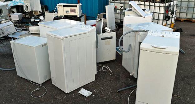 Куда сдать старую стиральную машину - все варианты