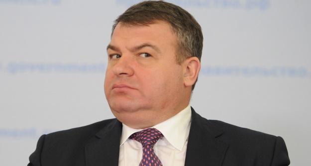 Экс-министр обороны Сердюков номинирован в директорский состав «КАМАЗа»