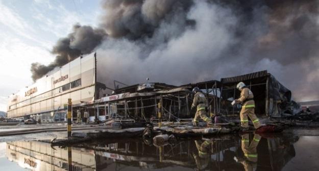 Кировский райсуд рассмотрит дело опожаре вТК «Адмирал»