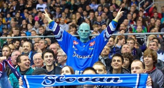 «Слован» вовертайме нанес поражение «АкБарсу» вматче чемпионата КХЛ