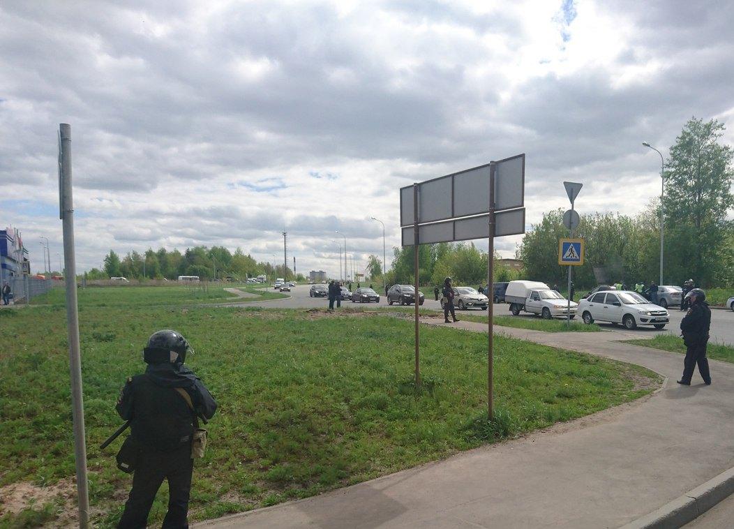 ВКазани проводятся антитеррористические учения— УФСБ поРТ