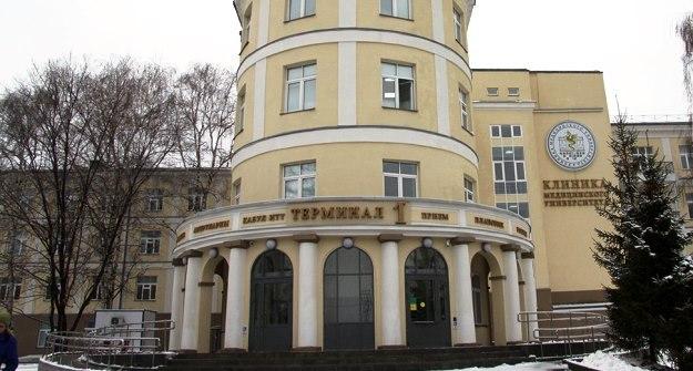 В792 млн.руб. обошелся ремонт 5-й городской клиники Казани