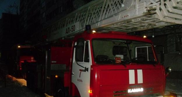 ВКазани спожара вмногоэтажке спасены 15 человек