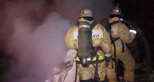 ВКазани напожаре обнаружили тела мужчины иженщины