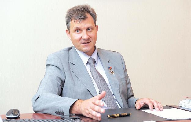УКазанского порохового завода новый гендиректор