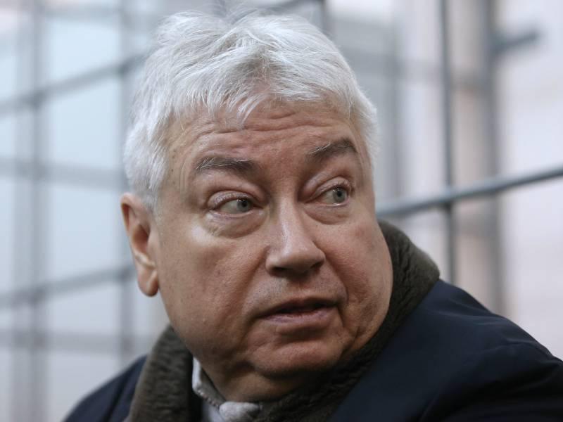 Арестованный поподозрению вмошенничестве руководитель Татфондбанка госпитализирован