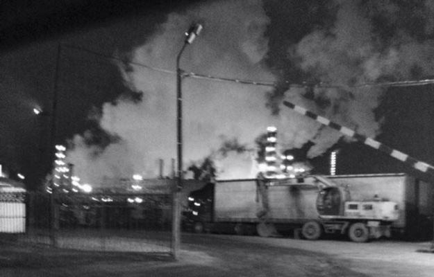 Вовремя обрушения колонны назаводе «Нижнекамскнефтехима» никто непострадал