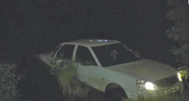 ВКазани нетрезвый шофёр съехал возеро Кабан