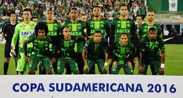 «Рубин» выразил сожаления всвязи с смертью игроков футбольного «Шапекоэнсе»