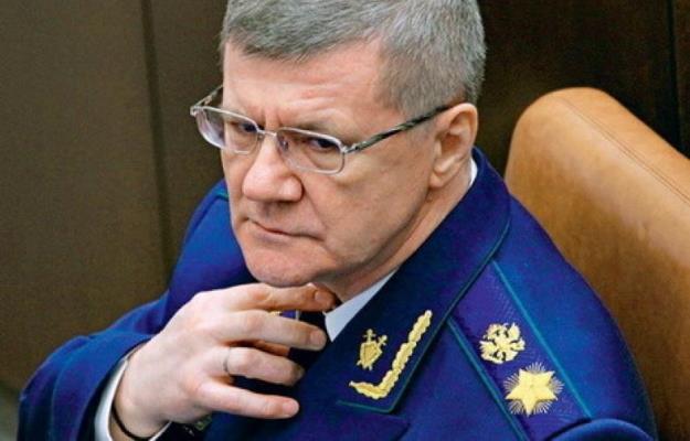 ВКазань приедет генеральный прокурор РФЮрий Чайка