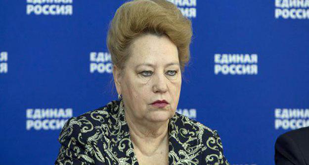 Депутат государственного совета предложила запретить заключение брака напротяжении 2-х лет после развода