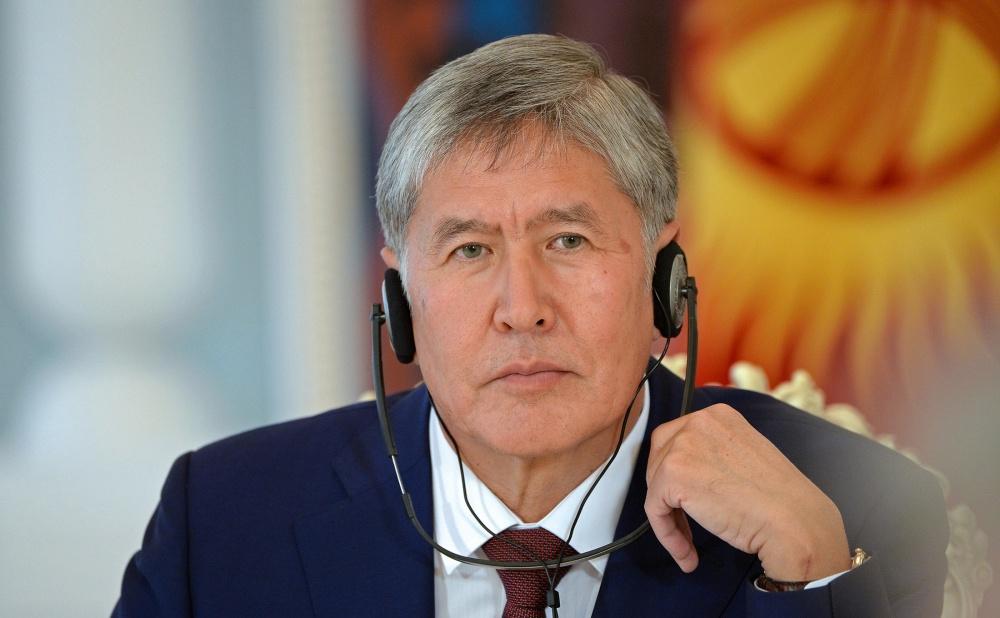 Президент Киргизии прибыл вТатарстан врамках госвизита в Российскую Федерацию