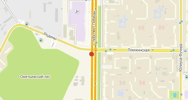 ВКазани временно закроют проезжую часть Беломорской улицы