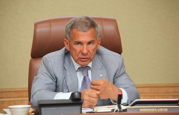 Минниханов раскритиковал чиновников заошибки вдекларациях— наказаны 4 министра