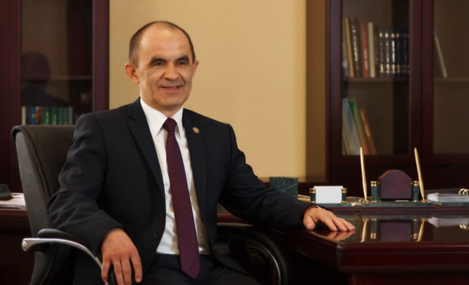 Экс-министр образования Татарстана Фаттахов назначен и.о. руководителя Актанышского района