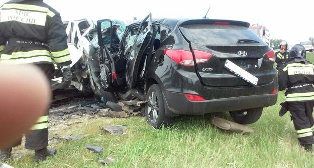 ГИБДД: виновник ДТП с8 погибшими оказался заядлым гонщиком