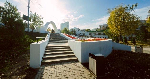 Указанского парка «Черное озеро» появится собственный бренд