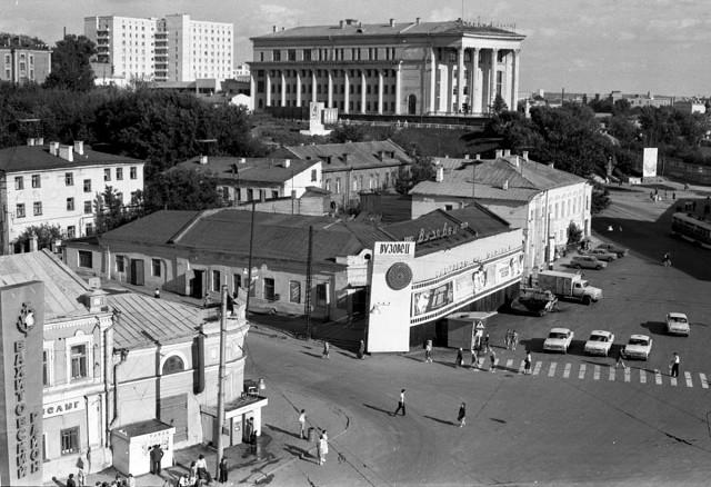 Кинотеатр «Вузовец» до. Фото: ok.ru