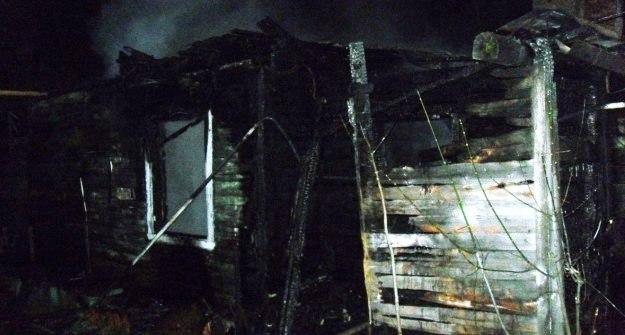 ВКазани в итоге пожара в личном доме погибли два человека