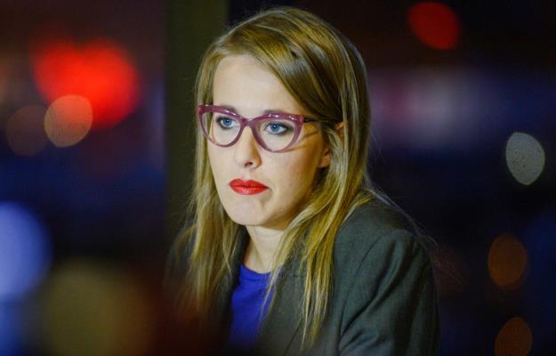 Ксения Собчак приедет вКазань как кандидат впрезидентыРФ