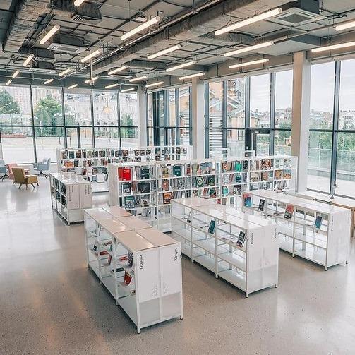 Нацбиблиотека в Казани. Фото: