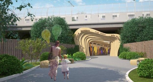 ГИСУ заказывает строительство тоннеля вказанском зоопарке за58 млн. руб.