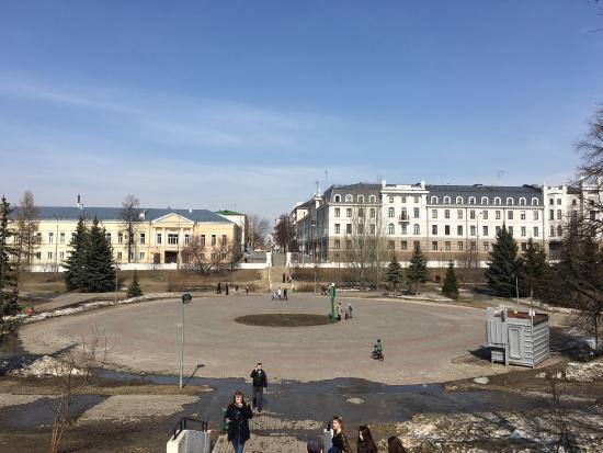 Старый центральный круг. Фото: tripadvisor.ru