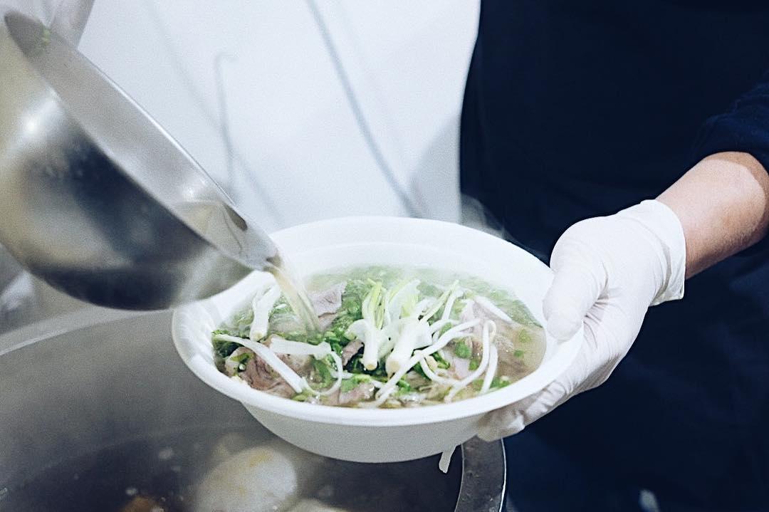 Chợ Vietnamese food. Фото: instagram.com