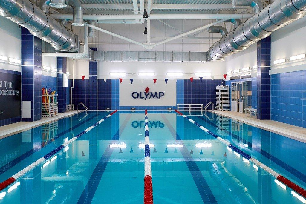 Спортивный клуб «OLYMP». Фото: 2gis.ru