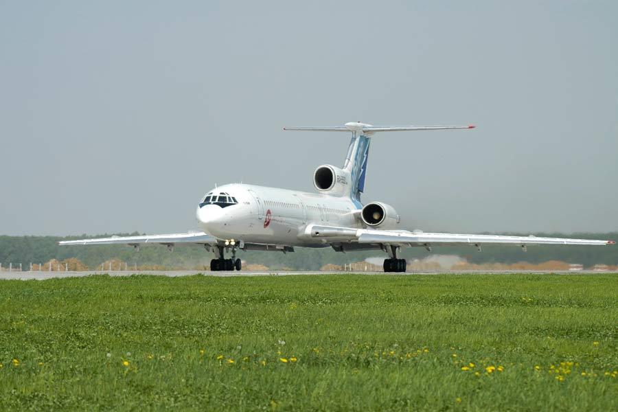Ту-154М авиакомпании «Татарстан» выставили на реализацию за2,5 млн. руб.