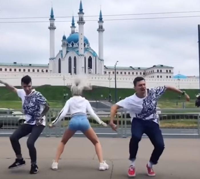 Фото: instagram.com/dance_malyshka_official
