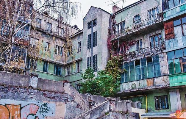 Мергасовский дом. Фото: ok.ru/kazannosti