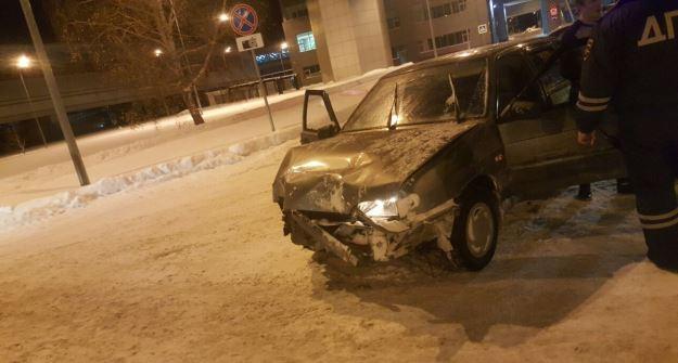 Суд арестовал на15 суток водителя, протаранившего терминал аэропорта Казани