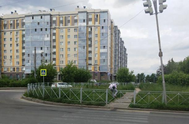 Те самые заборы. Фото: e-Kazan.ru