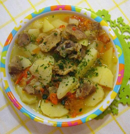 Говядина по-татарски. Фото: iqmena.livejournal.com