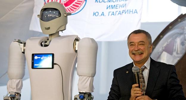 В Российской Федерации создали робота, который может работать всфере обслуживания