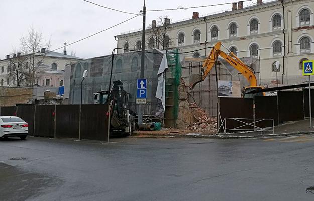 Олеся Балтусова прокомментировала снос стены кинотеатра «Спутник» вКазани
