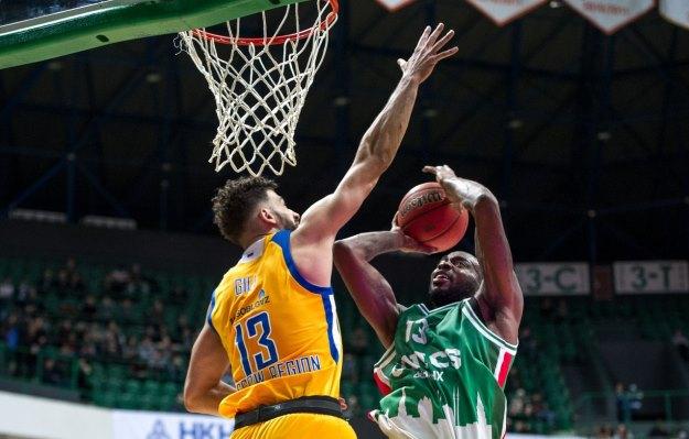 «Химки» подают протест нарезультат вКазани— Баскетбол