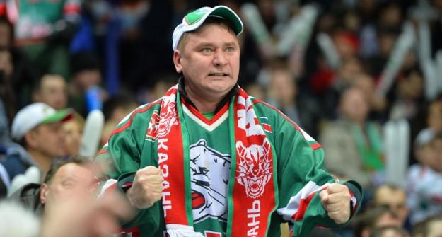 «Салават Юлаев» одержал победу у«Лады» в заключительном туре чемпионата КХЛ
