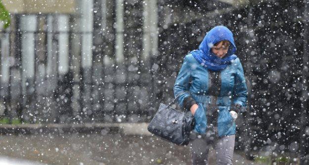Завтра вТатарстане предполагается снежная идождливая погода— Гидрометцентр